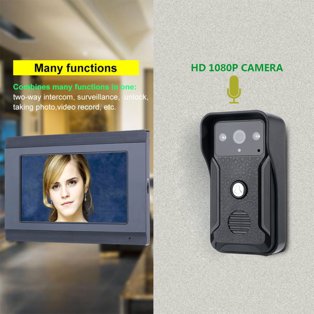 cheap interfone com camera 01