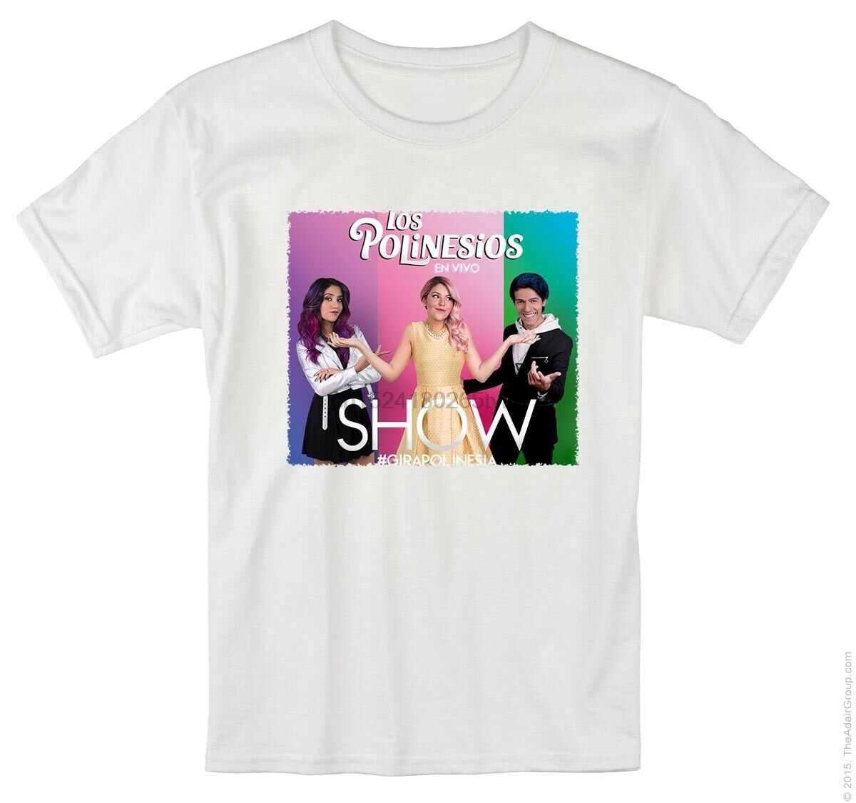 폴리네시아 비치 셔츠 폴리네시아 투어 티셔츠 youtuber girls and boys
