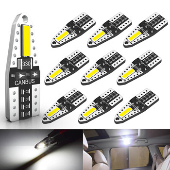 1pack T10 W5W LED Error Free Parking Interior Light for BMW E90 E60 X5 E70 E87 X3 F25 E53 E93 F20 E53 X6 E71 White Auto Lamp image