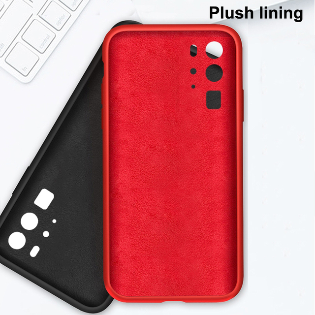 Liquid Silicone Case for Samsung Galaxy S20 Ultra Plus fan edition Camera S21 S 21 Cover Coque fundas  Sansung S20 fe Ultra Capa 2