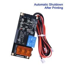 Bigtreetech relé v1.2 módulo de desligamento automático, após a impressão, placa de expansão da impressora 3d, skr v1.3 delta cr10, extrusora de thunder