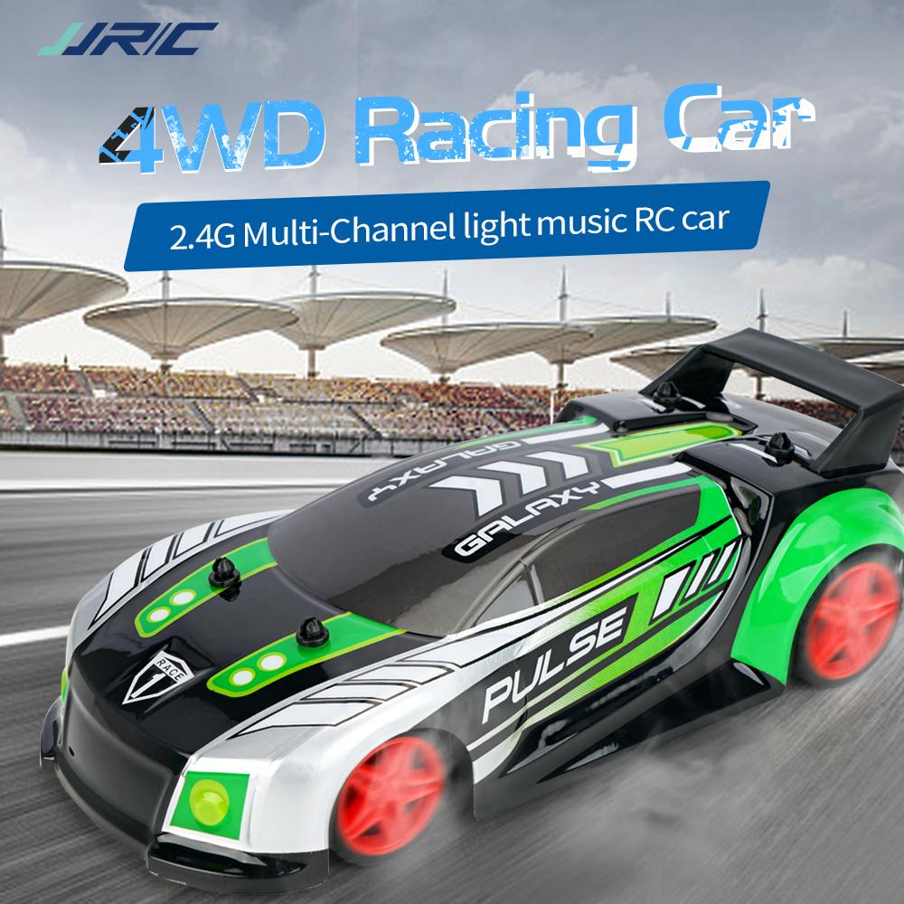Q89 1:20 автомобиль с дистанционным управлением четырехколесный привод гоночный автомобиль светильник кой и музыкой