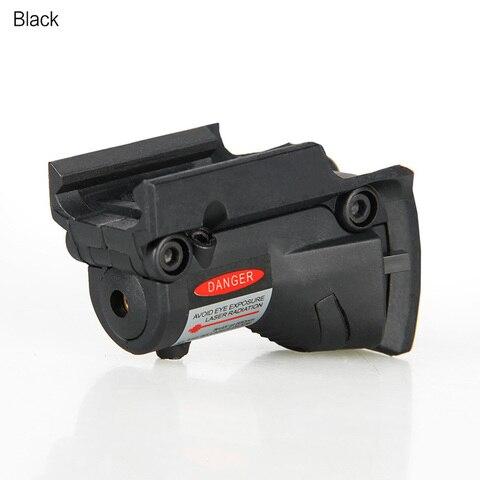 visao vermelha tatica do laser para todos os glocks para a caca exterior do