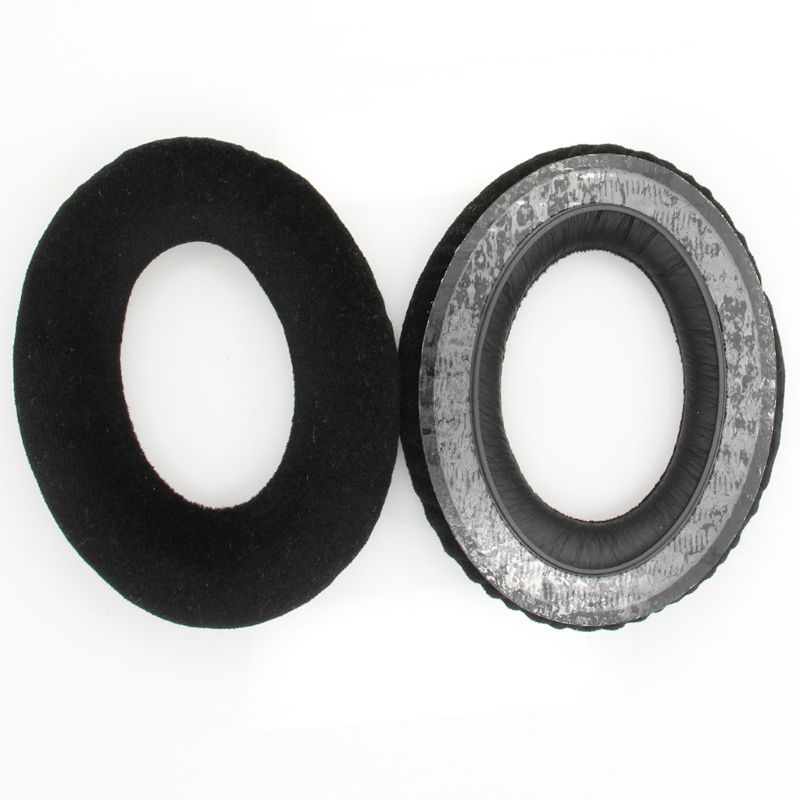 Earpads for <font><b>Sennheiser</b></font> <font><b>HD650</b></font> HD600 HD580 HD565 HD545 Headphone Replacement <font><b>Ear</b></font> <font><b>pads</b></font> Cushions Repair Parts 634A image