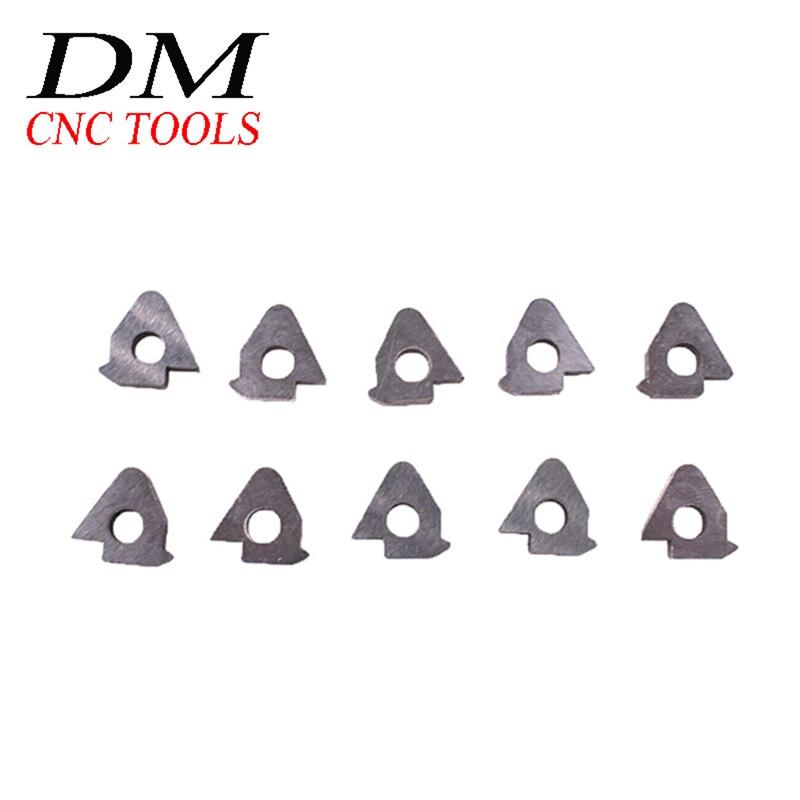 10PCS STM1603/MTM22R/MTM22L Cemented Carbide Shim For Cnc Tool ,Type 22ER/22IR/16ER/16IR