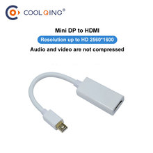 4K Displayport DP to HDMI Adapter 1080P Display Port Cable Converter For PC Laptop Projector