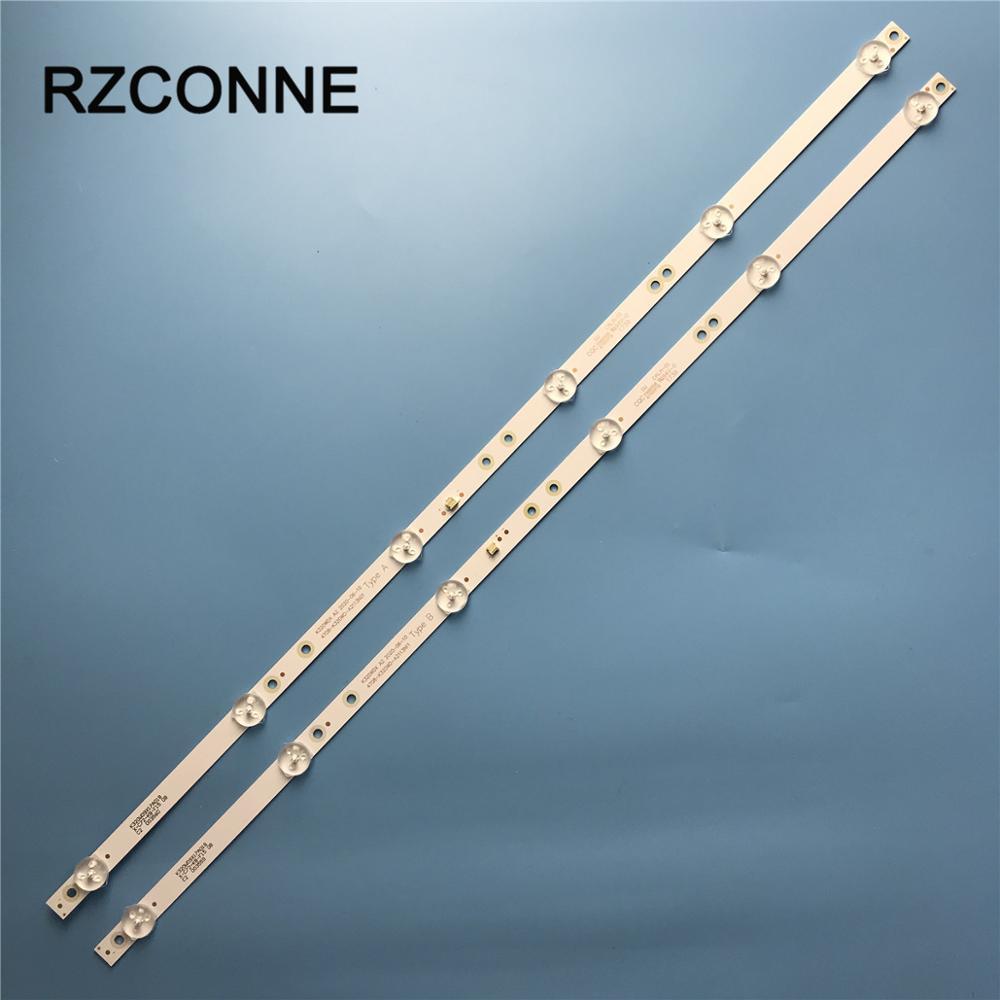 LED backlight strip 6 LAMP for 4708-K320WD-A2113N01 A1113N11 TX-32FR250K K320WDX A1 A2 A B Type 2T-C32ACSA