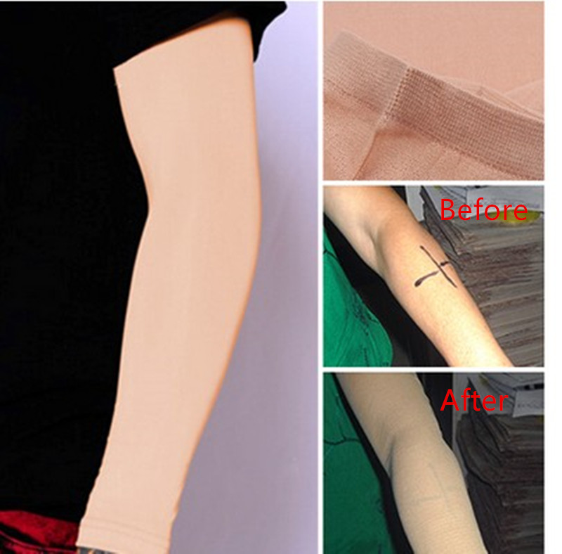 1 Pair Anti UV Sun Protective Arm Elbow Sleeves Cover Outdoor Sports Oversleeves