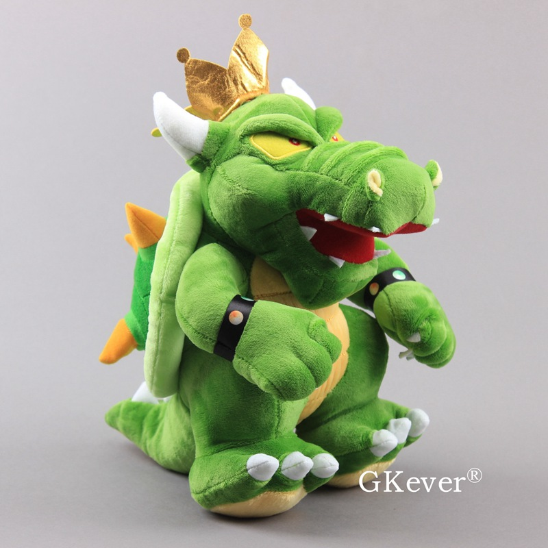 Tv Movie Character Toys Super Mario Bros King Bowser Koopa