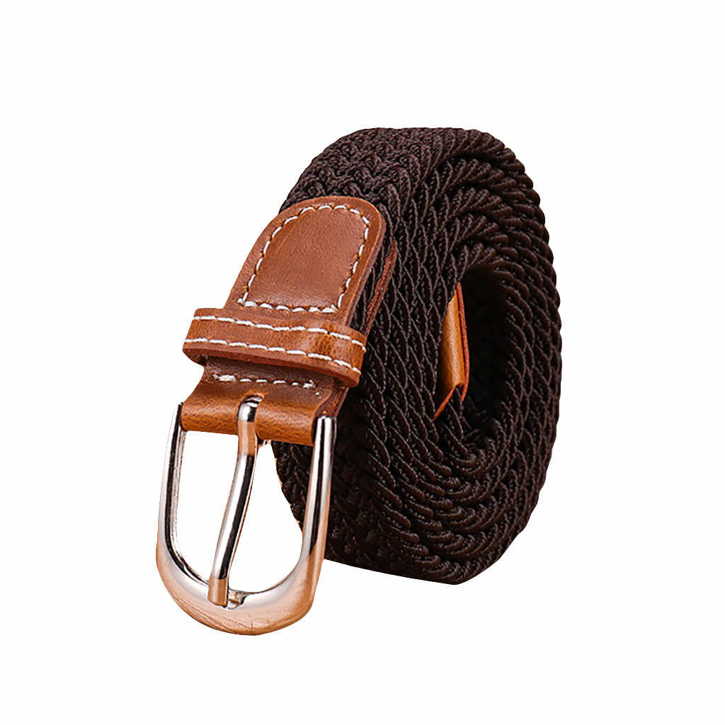 Leather Pearl Belts For Jeans Belt Women's high quality punk fashion belts jeans wild belts for women 2020 fashion cintura donna