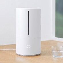 Xiaomi-humidificador de aire mijia, esterilización con UV-C inteligente, Control por aplicación de 4.5L, difusor de aromaterapia, generador de niebla de bajo ruido, novedad de 2020