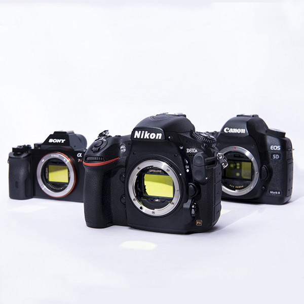 Ultrafinos 0.3 milímetros Astrofotografia Poluição do Filtro