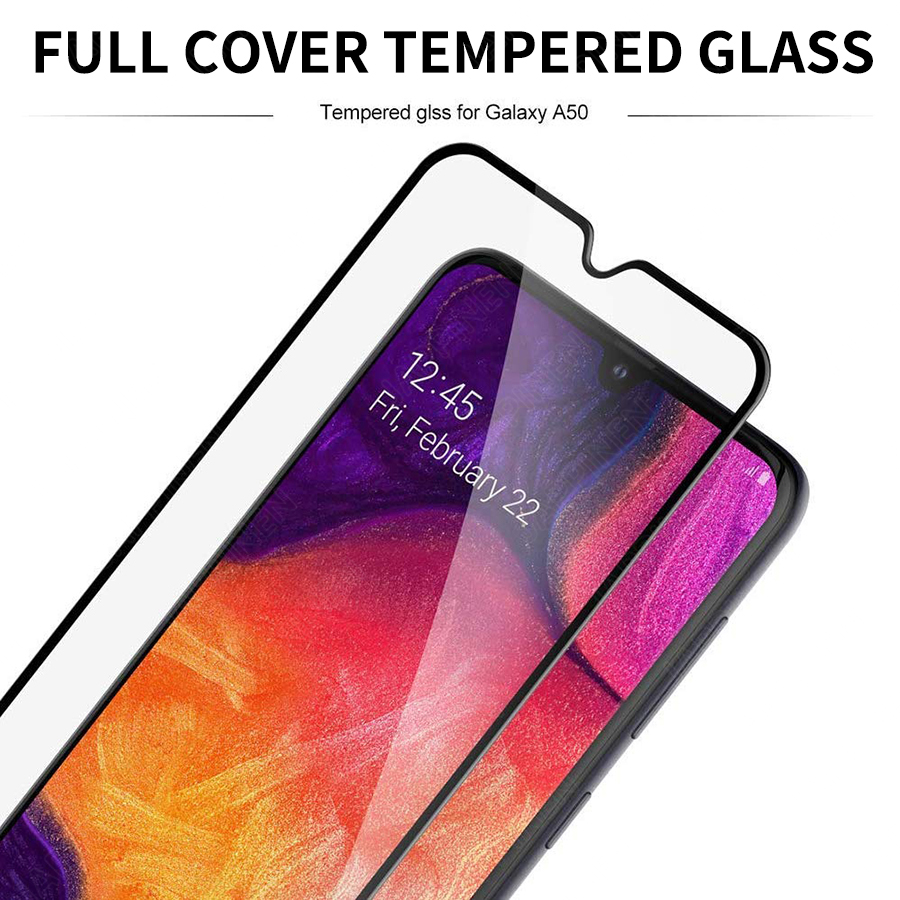 Image 2 - 6D Tempered Glass For Samsung Galaxy M30s A50 A70 A40 Screen Protector Glass For Samsung A20 A30 A50s A70s M20 M30s M40 Glass-in Phone Screen Protectors from Cellphones & Telecommunications on