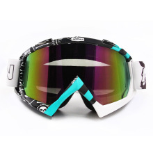 Off-road helmet riding goggles motorcycle goggles ski glasses off-road windshield goggles downhill goggles motorcycle atv riding scooter driving flying protective frame clear lens portable vintage helmet goggles glasses for 2009 buell xb12r