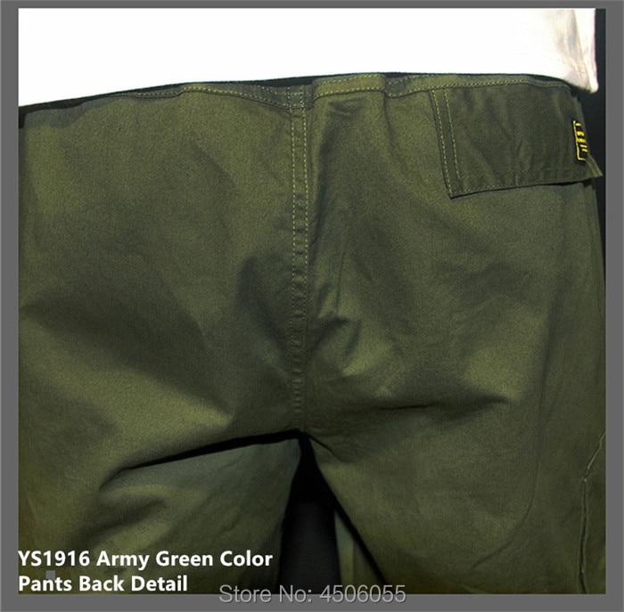 verde preto harem corredores com muitos bolsos