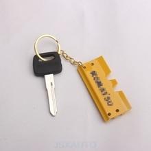 Для мини-экскаватора KOMATSU PC56/60/70/130/200/210/220/300-7-8 аксессуары экскаватора заготовка для ключа