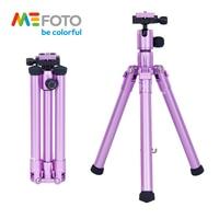 MEFOTO MF05 Professional Tripod SLR Camera 5 Sections Reflexed Monopod Portable Auminium Photographic Bracket Accessory