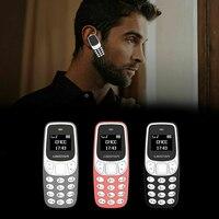 Mini Teléfono Móvil L8STAR BM90 Bolsillo Portátil GSM Gancho Oreja Manos Libres Phone Adapters & Converters Cellphones & Telecommunications -