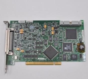 NI PCI-MIO-16E-1 data acquisition card US data card original authentic цена 2017