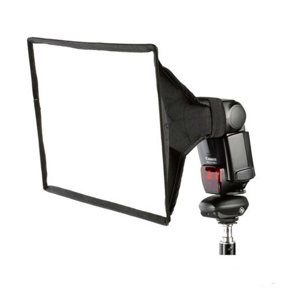 Photography Light 20X30Cm Soft Light Box Flash Soft Cover Flash Soft Box Professional Portable Fashion Soft Light Box