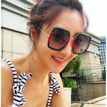 2020 Brand Round Sunglasses Women Luxury Rimless Feamle Shad