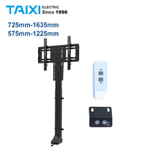 Electric lifting support for TV,Applicable to 32~70-inch,Motorized Vertical Stand Lift, Height Adjustable TV Mount, LIFT