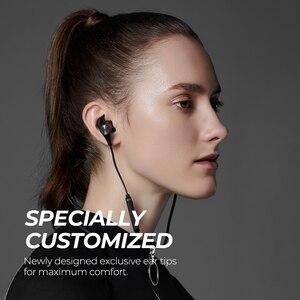 Image 5 - SoundPEATS Bluetooth 5.0 Wireless Earphones IPX6 Magnetic in Ear Wireless Earbuds 14Hours Play time APTX HD CVC Q12 HD