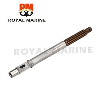 66T-45611-00 The new propeller shaft for yamaha 2 stroke 40 HP or 4 stroke f25 HP f30 HP f40 HP outboard engine boats куртка для снегохода yamaha 4 stroke jacket le xl черный