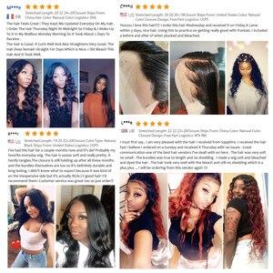 Brazilian Human Hair Weave Body Wave Bundles With Frontal Human Hair 3 Bundles With Closure13x4 Frontal Brazilian Hair Extension