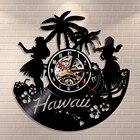 Hawaii Wall Clock Ha...