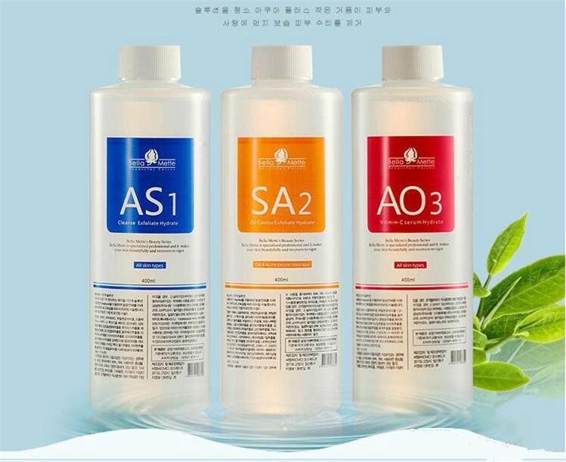 2020 New As1 Sa2 Ao3 Solution Korea Hydro Machine Aqua Skin