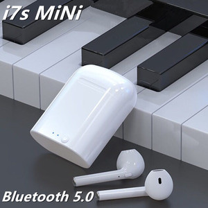 i7s MiNi High Match Bluetooth Earphone Music Headset Sports Waterproof Earbuds Suitable For All Smart Phones Wireless Headphones