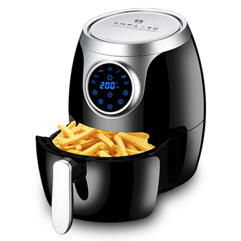 цена на 220V Air Fryer Commercial High Capacity Without Oil Low Fat Multifunction Nonstick Pan Home Electric Fryer Airfryer For Kitchen
