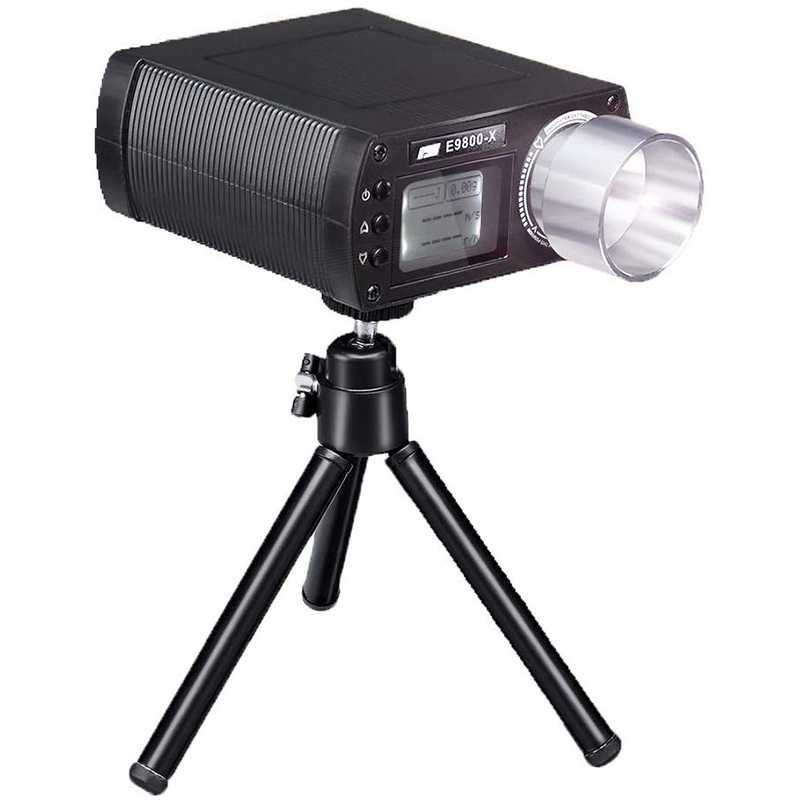 E9800-X Speed Tester Lcd-scherm Chronograaf Fps High-Power Voor Jacht Chronoscope Speed Tester