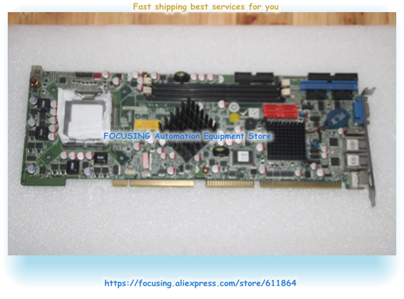WSB-G41A-R10 d'origine REV: 1.0 carte réseau double intégrée