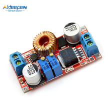 Lithium-Battery-Charger Step-Down Converter-Module DC-DC 5A Charging-Board 5-32V Adjustable