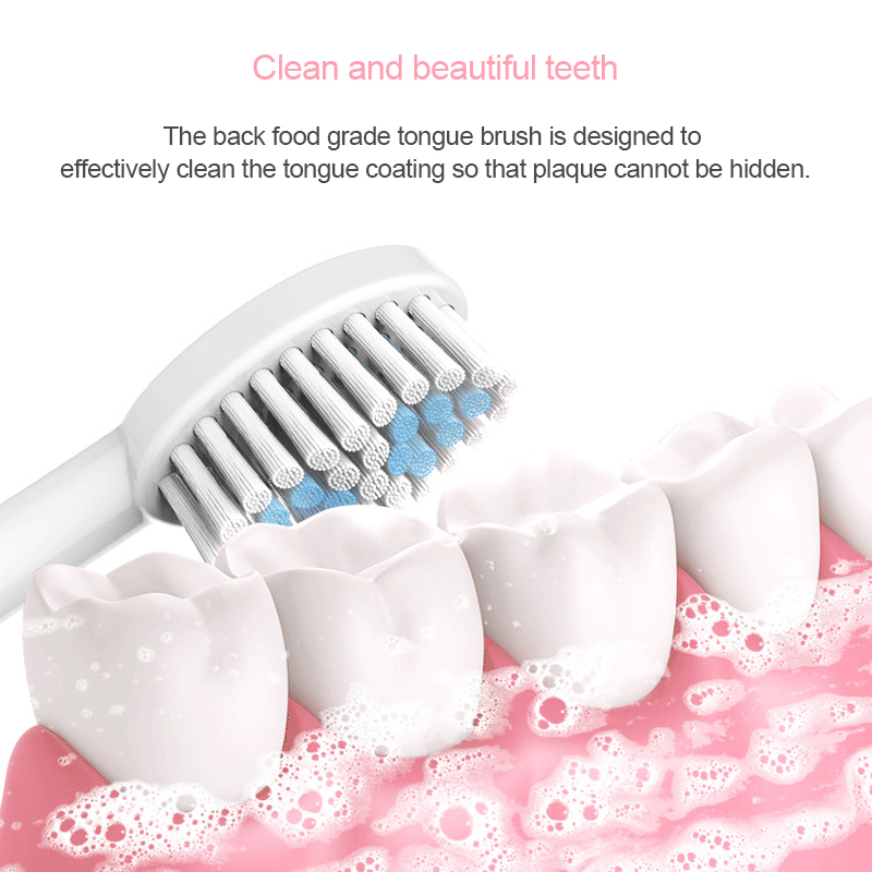 Electric toothbrush home non-rechargeable smart automatic ultrasonic toothbrush sonic teeth brush for kids travel toothbrush