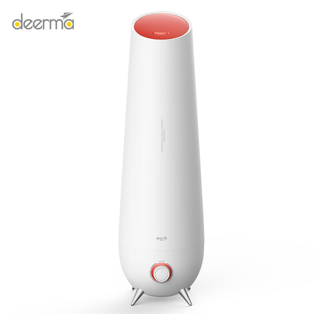 6L New Xiaomi Deerma DEM - LD610 Cool Mist Air Humidifier Household Ultrasonic Aromatherapy Diffuser Large Capacity Low Noise