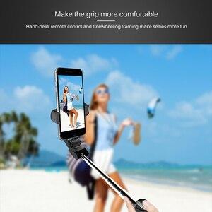 Image 4 - NEW Retractable Handheld Tripod Selfie Stick Bluetooth Extendable Monopod Selfie Stick Tripod for iPhone Samsung HuaWei XiaoMi