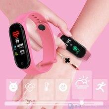 Nieuwe Meisjes Jongens Smartwatch Temperatuur Kids Bluetooth Smartwatch Kinderen Smart Band Android Ios Fitness Armband Tiener Waterdicht