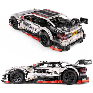 Image 5 - Remote Control Benzs Car Set Compatible with Technic MOC 6687 RC Car Building Blocks Bricks Toys For Children Gifts
