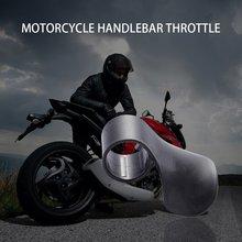 1 PC motocyklowe uchwyty do manetki gazu wspomaganie przepustnicy nadgarstek tempomat reszta tanie tanio CN (pochodzenie)