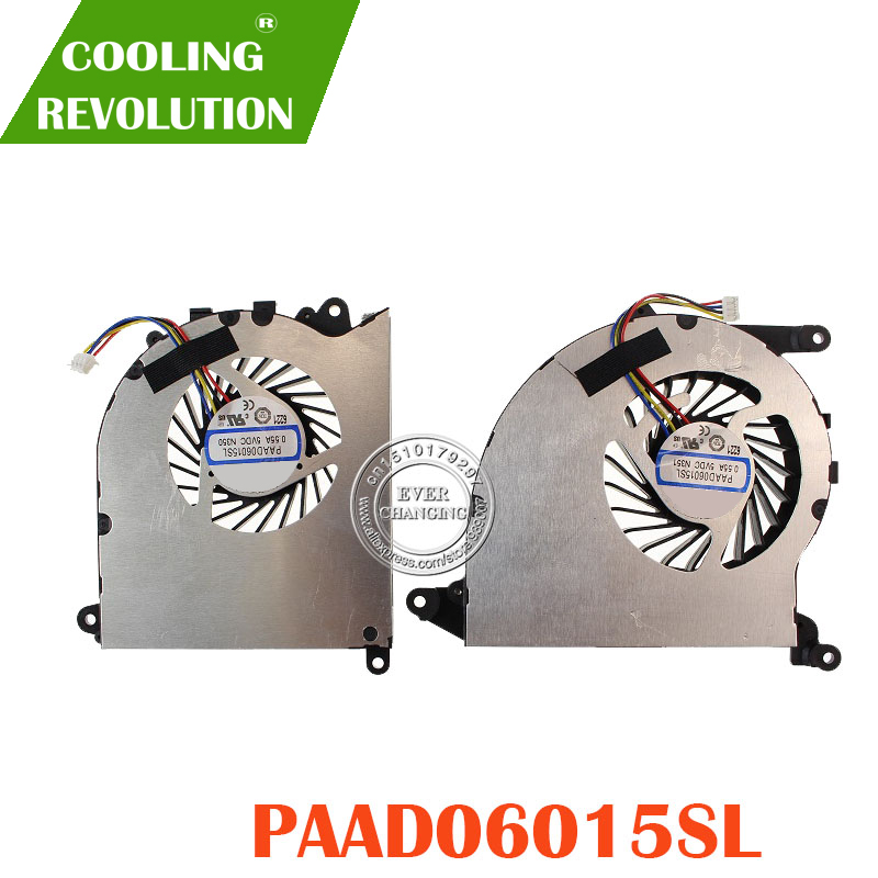 Image 2 - NEW COOLING FAN For MSI GS43VR PAAD06015SLcooling fanmsi fanfan msi