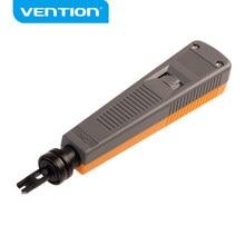 Vention-Herramienta de impacto punzón con dos hojas, conveniente para paneles de parche, módulos de alambre, herramienta de punzón 110