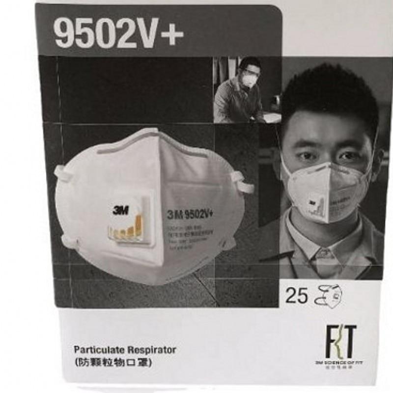 10pcs FFP3 Face Mask Mascherine 3M KN95 Mask Flu Virus Smoke And Allergies Covid 19 Adjustable Reusable N95 Mask Protection FFP3