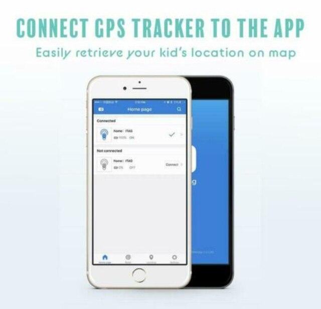 Mini GPS Tracker Waterproof Bluetooth Tracer For Pets - Dogs - Cats- Kids - Keys - Wallet - Bags & Backpacks  4