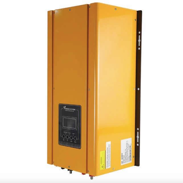 1000W 12VDC to 220VAC 50hz 60hz kapalı ızgara DC AC güç saf sinüs dalga invertör pil şarj cihazı UPS düşük frekanslı çevirici