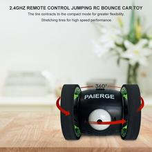 2.4Ghz Wireless Remote Control Car Model Jumping RC Bounce