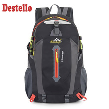 Travel Climbing Backpacks Men Travel Bags Waterproof 40L Hiking Backpa