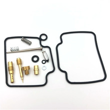 Carburetor Repair Rebuild Kit 0201-318 For Honda Rebel 250 CMX250 C 1986-12 цены онлайн